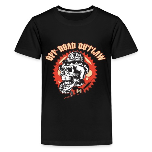 Kid's Premium Off-Road Outlaw Shirt - Kids' Premium T-Shirt