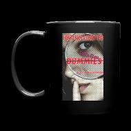 Mugs & Drinkware ~ Full Color Mug ~ *NEW* How to Keep a Secret for Detectives Full Color Mug