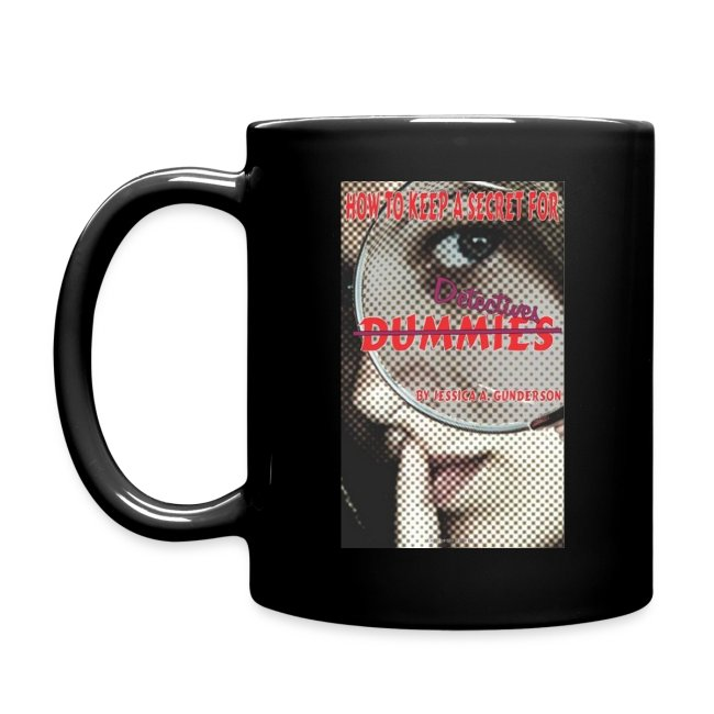 *NEW* How to Keep a Secret for Detectives Full Color Mug