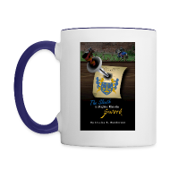 Mugs & Drinkware ~ Contrast Coffee Mug ~ *NEW* The Sleuth is Mightier Than the Sword White Mug