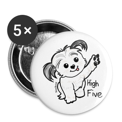 HIGH-FIVE - Large Buttons