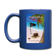 Mugs & Drinkware ~ Full Color Mug ~ *NEW* Dead Detectives Tell No Tales Full Color Mug