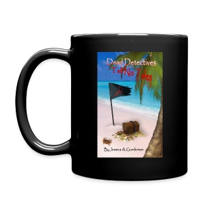 *NEW* Dead Detectives Tell No Tales Full Color Mug - Full Color Mug