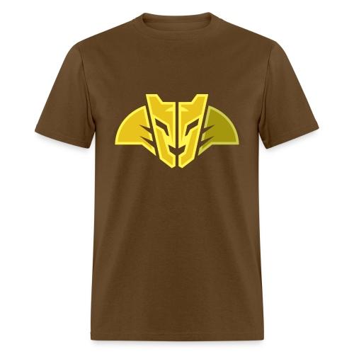 Concussive Blow: Tiger - Men's T-Shirt