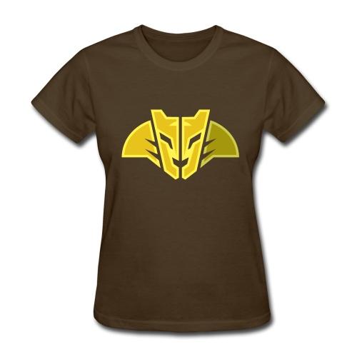 Concussive Blow: Tiger - Women's T-Shirt