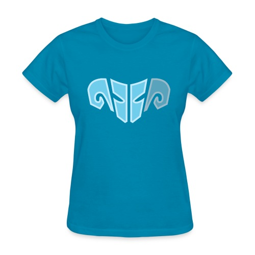 Concussive Blow: Ram - Women's T-Shirt