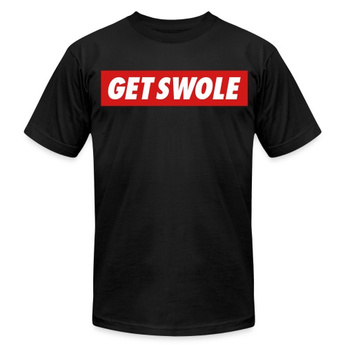 Get Swole - Men's Fine Jersey T-Shirt