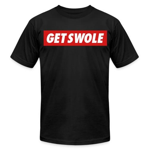 Get Swole - Men's  Jersey T-Shirt