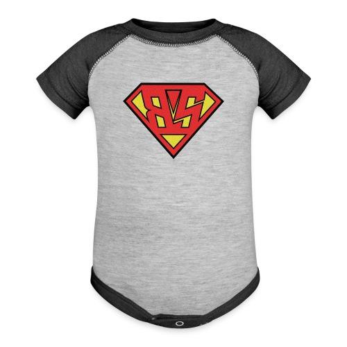 Baby Super BS - Contrast Baby Bodysuit