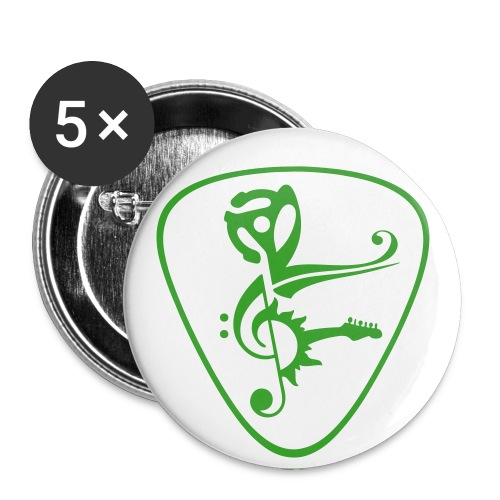 HIPPOCANTUS - 56 mm (2,25)  - Buttons large 2.2'' (5-pack)