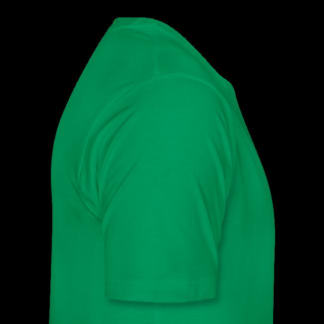 Men's Premium T Back CanFlagWingtrike Custom