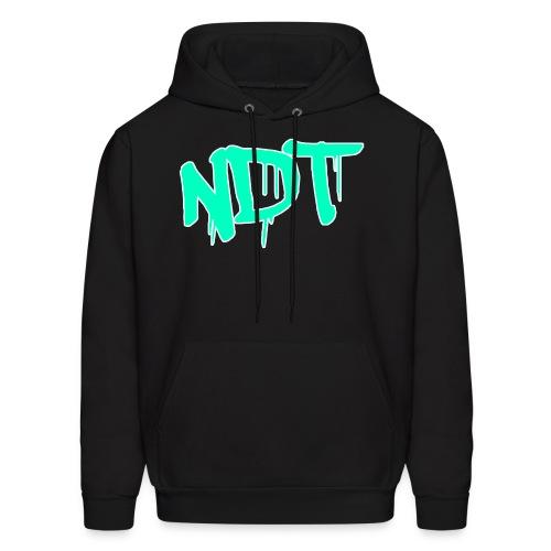 NDT Teal - Men's Hoodie