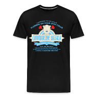 T-Shirts ~ Men's Premium T-Shirt ~ Flushing On Your Own Terms - Men's