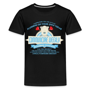 Flushing On Your Own Terms - Kid's - Kids' Premium T-Shirt
