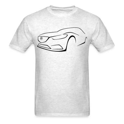 3rd Generation Mazda 6 Shirt - Men's T-Shirt