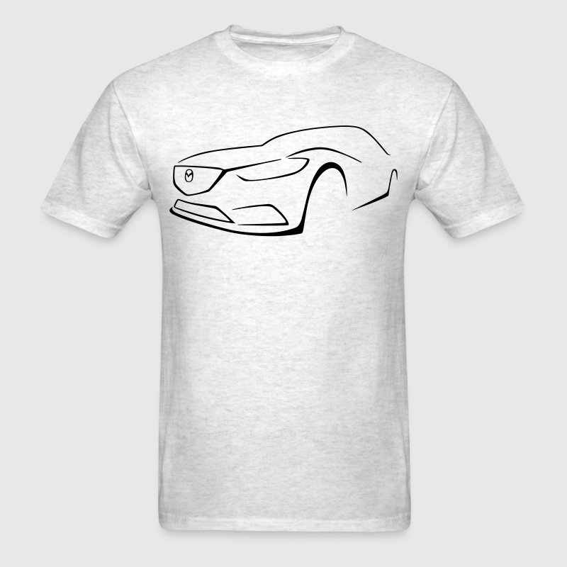 3rd Generation Mazda 6 T-Shirts - Men's T-Shirt