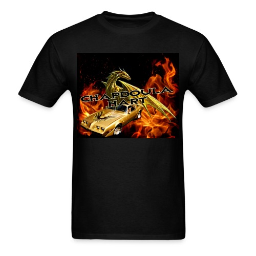Chapdoula Hart dragon-char - T-shirt homme - Men's T-Shirt