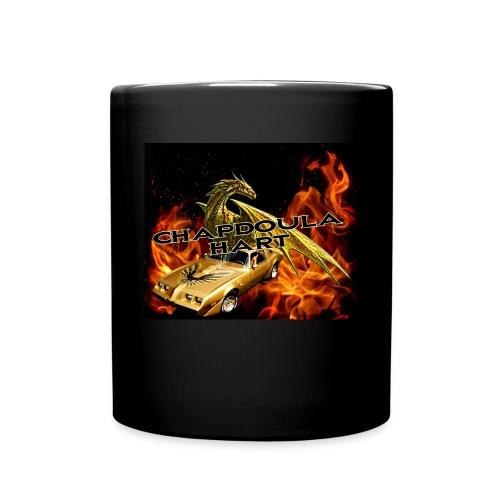 Chapdoula Hart dragon-char - Tasse - Tasse colorée