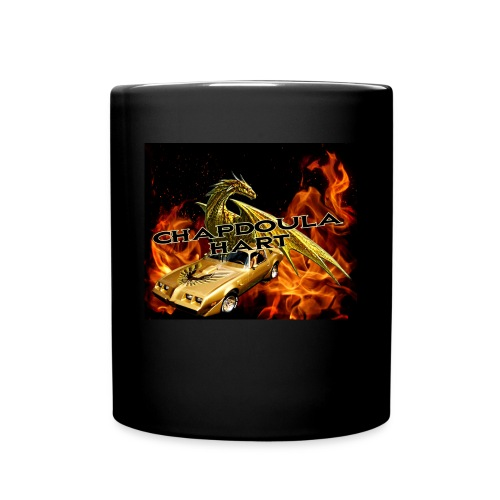 Chapdoula Hart dragon-char - Tasse - Full Color Mug