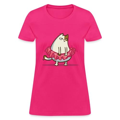 Friday Cat №1 - Women's T-Shirt