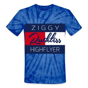 Ziggy Highflyer Tie-Dye - Unisex Tie Dye T-Shirt