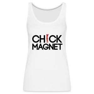 Chick Magnet - Women's Premium Tank Top