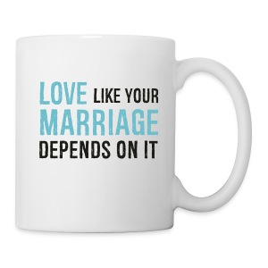 LIMITED Couples Conference Mug - Coffee/Tea Mug
