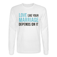 Long Sleeve Shirts ~ Men's Long Sleeve T-Shirt ~ LIMITED Couples Conference Long Sleeve Shirt
