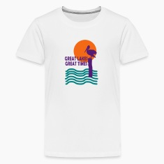 Great Lakes Great Times Kids' Shirts