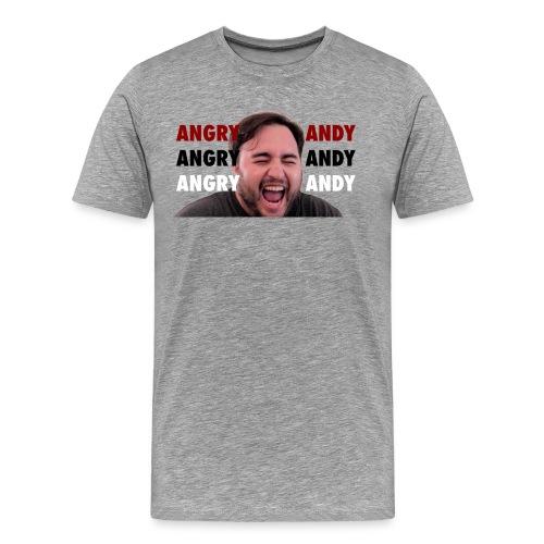 Angry Andy - Men's Premium T-Shirt