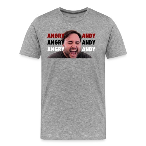 Angry Andy - Men's Premium T-Shirt