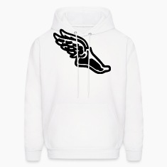 Classic Track Show Wings Hoodies