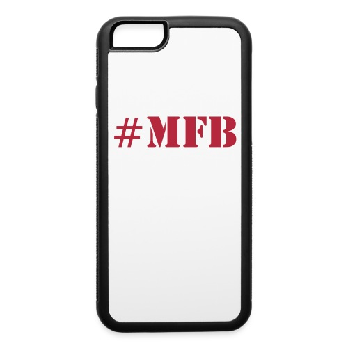 MFB IPhone 6 Rubber Case - iPhone 6/6s Rubber Case