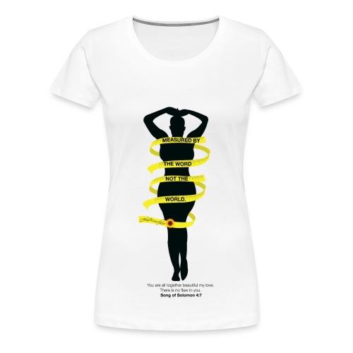 MBTW-black silhouette Premium Tee - Women's Premium T-Shirt