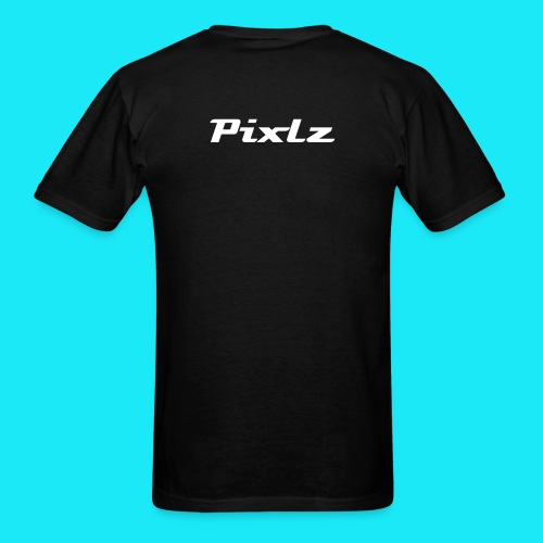 HeXyl_Pixlz - Men's T-Shirt