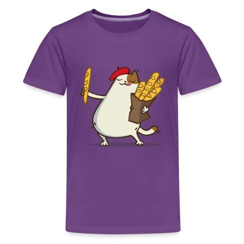 Friday Cat №3 - Kids' Premium T-Shirt