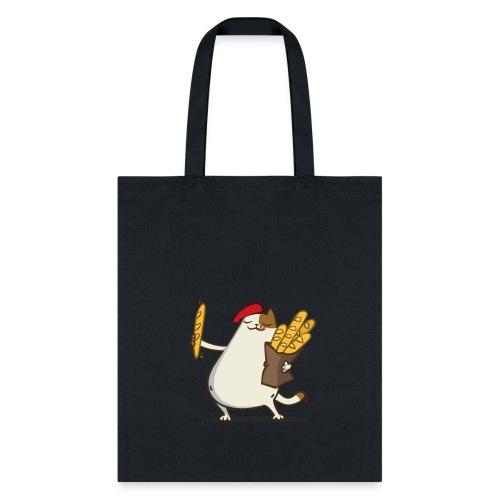 Friday Cat №3 - Tote Bag