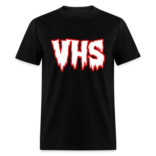 VHS-Screaming Mad Gore - Men's T-Shirt