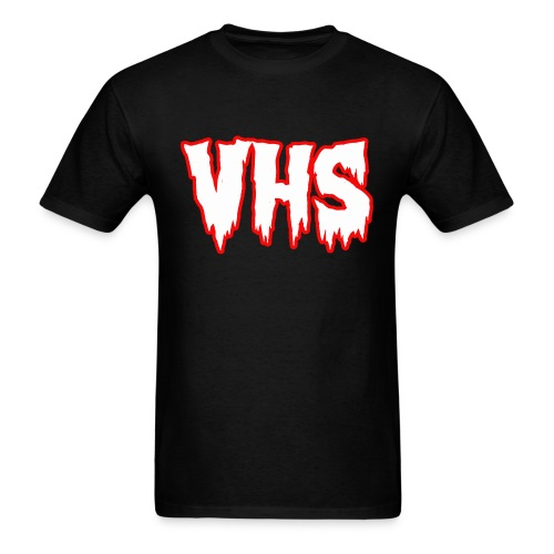 VHS-Screaming Mad Gore - Men's T-Shirt