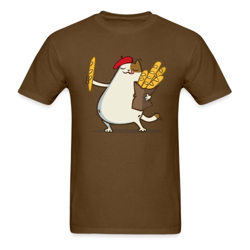 Friday Cat №3 - Men's T-Shirt
