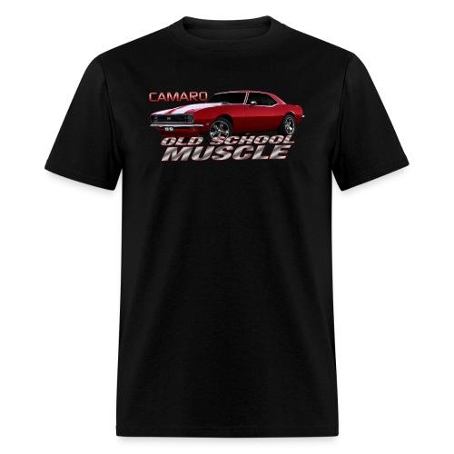 Camaro Old School Muscle - Men's T-Shirt
