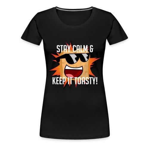 Women's Toasty T-Shirt - Women's Premium T-Shirt