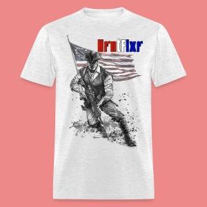 Modern Patriot Tee - Men's T-Shirt