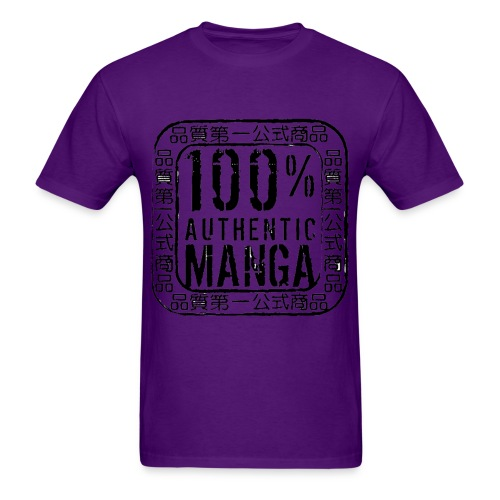Manga Tee - Men's T-Shirt