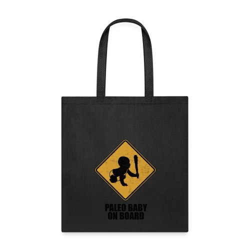 Paleo Baby On Board Tote Bag - Tote Bag