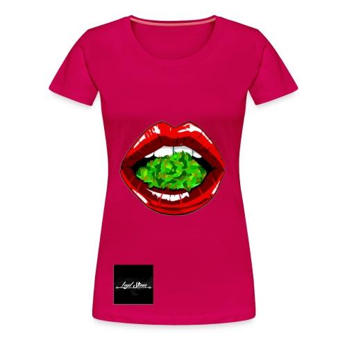 Women's Kush Tee - Women's Premium T-Shirt