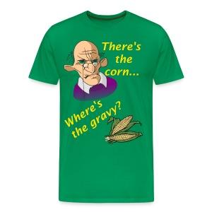 Men's Where's The gravy? Premium T-Shirt - Men's Premium T-Shirt