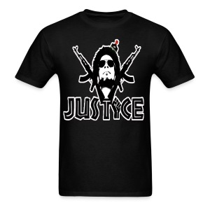Justice (For Dark Tee) - Men's T-Shirt