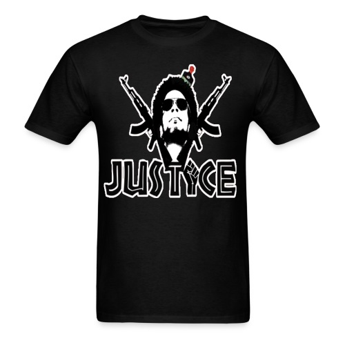 Justice (For Dark Tee) - Men's T-Shirt