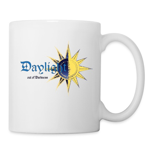 Daylight out of Darkness Coffee Mug. - Coffee/Tea Mug